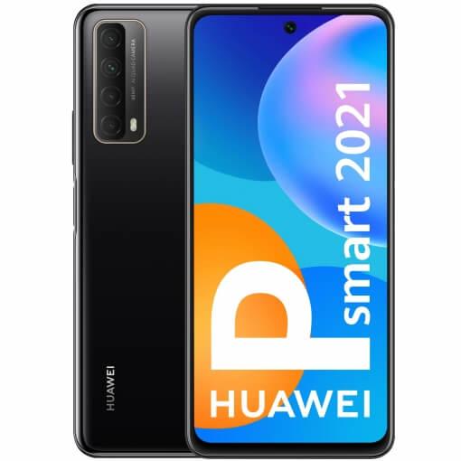 Huawei P Smart 2021 4/128GB Negro