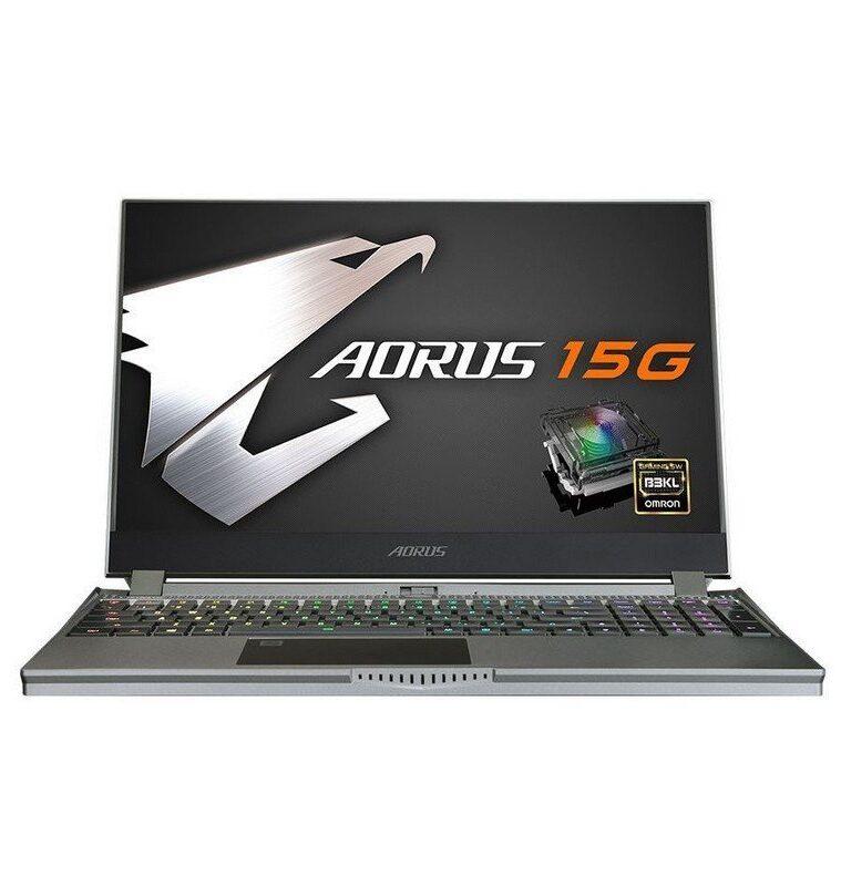 Gigabyte Aorus 15G WB 8ES2130MH i7 16/512GB 15.6