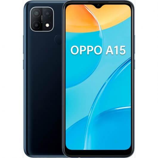 Oppo A15 2/32GB Negro