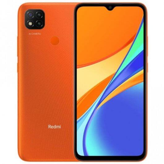 Xiaomi Redmi 9C 3/64GB Naranja