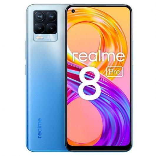 Realme 8 Pro 8/128GB Azul Infinito