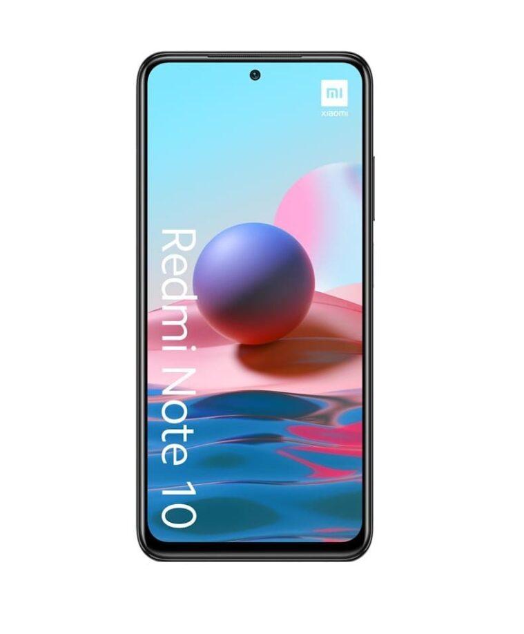 Xiaomi Redmi Note 10 4/128GB Blanco
