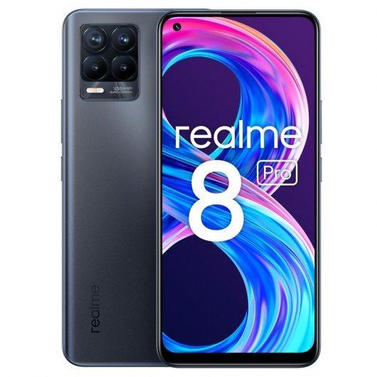 Realme 8 Pro 8/128GB Negro Infinito