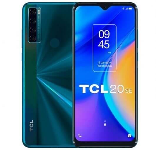 TCL 20 SE 4/64GB Verde