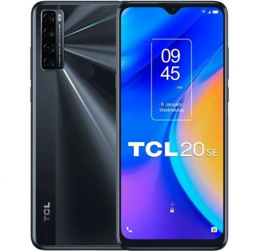 TCL 20 SE 4/64GB Negro