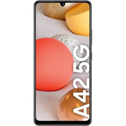 Samsung Galaxy A42 5G 4/128GB Negro