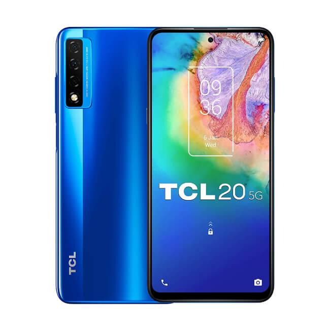 TCL 20 5G 6/256GB Azul