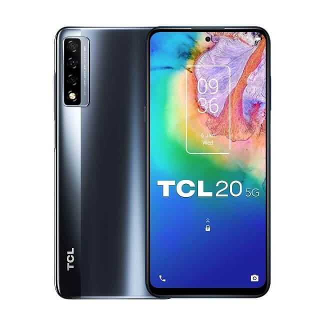 TCL 20 5G 6/256GB Gris