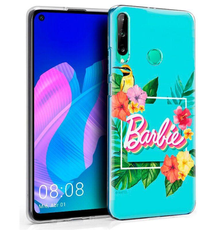 Funda Silicona 3D Huawei P40 Lite E Licencia Barbie
