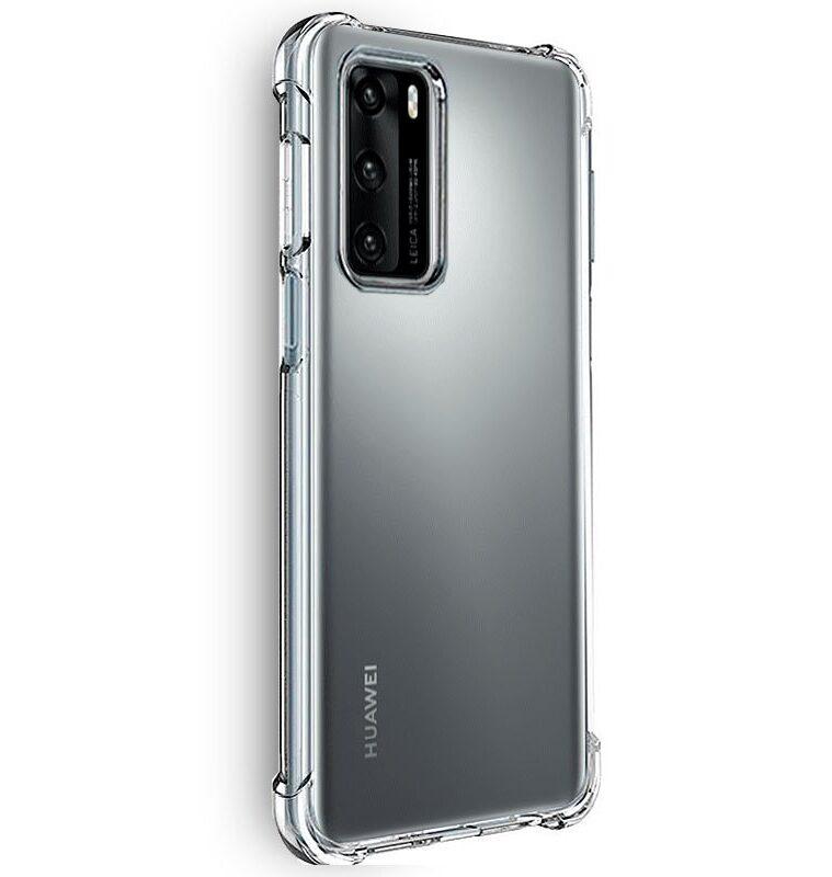 Funda Huawei P40 AntiShock Transparente