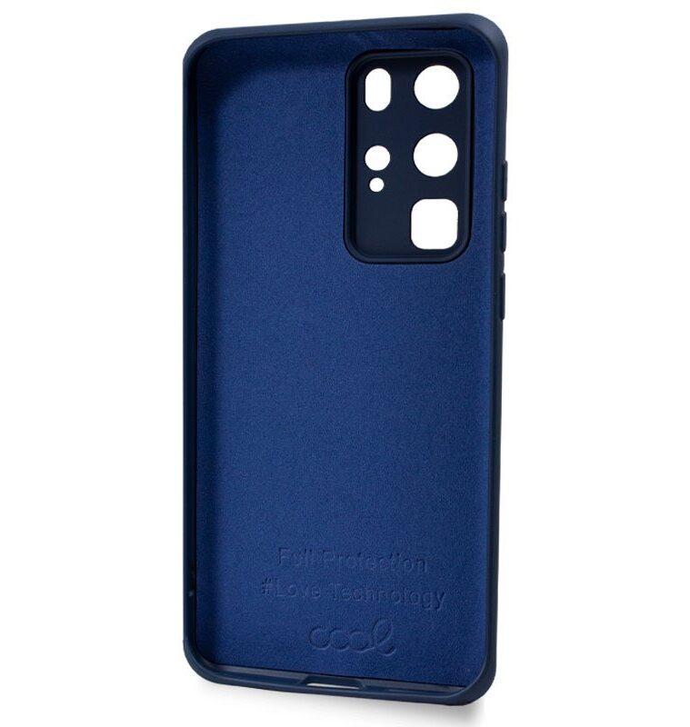 Funda Huawei P40 Pro Cover Azul