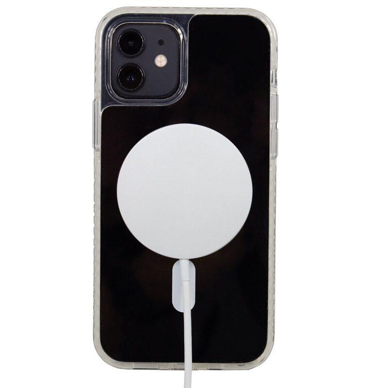 Carcasa iPhone 12 / 12 Pro Magnética Transparente