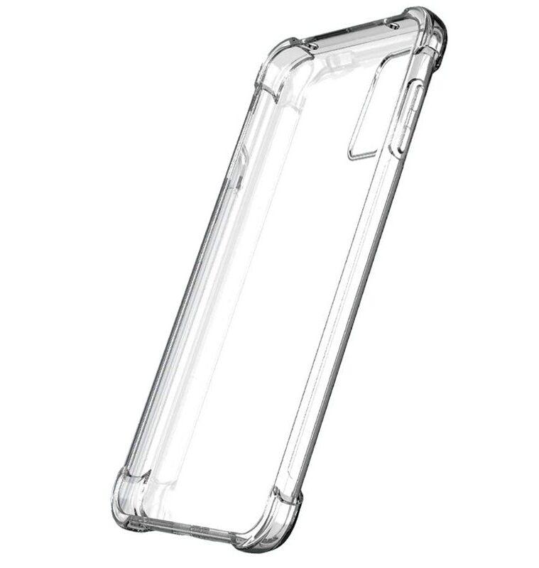 Carcasa Realme 7 AntiShock Transparente