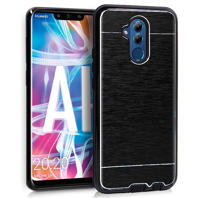 Carcasa Huawei Mate 20 Lite Aluminio Negro