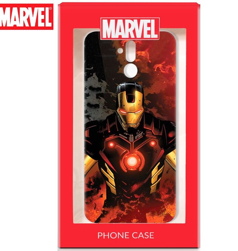 Carcasa Huawei Mate 20 Lite Licencia Marvel Iron Man