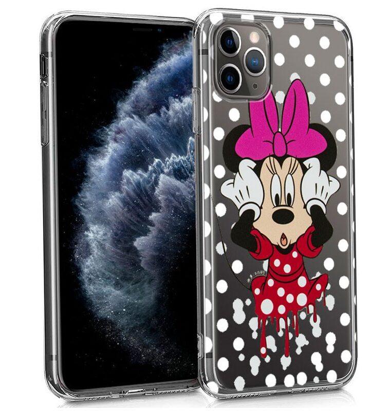 Carcasa IPhone 11 Pro Licencia Disney Minnie