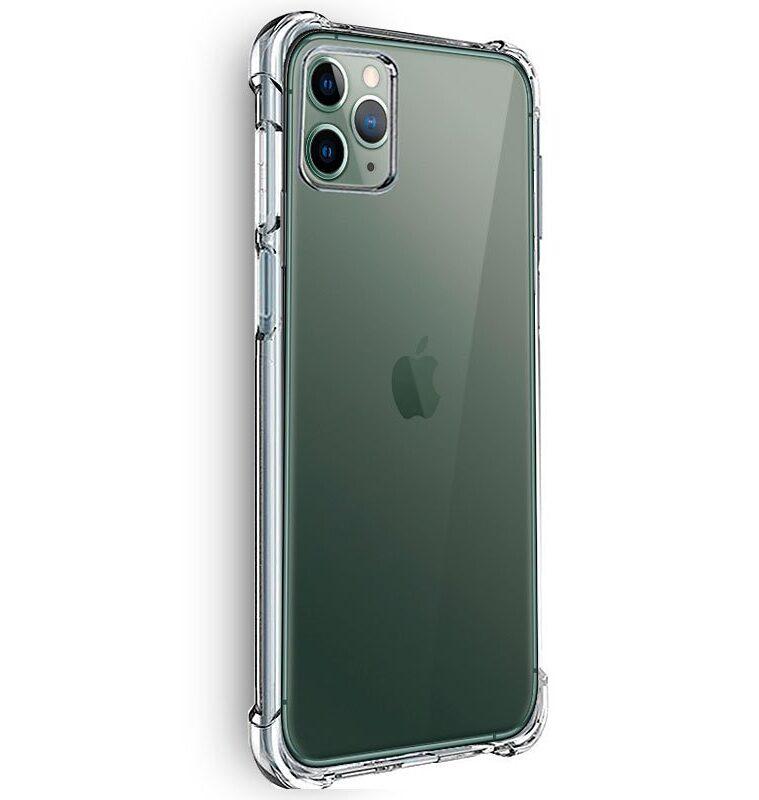 Carcasa IPhone 11 Pro Max AntiShock Transparente