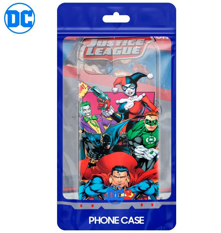 Carcasa IPhone 11 Pro Max Licencia DC Liga Justicia