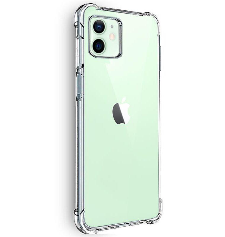 Carcasa IPhone 12 / 12 Pro AntiShock Transparente