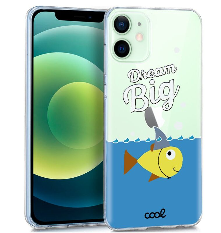 Carcasa IPhone 12 / 12 Pro Clear Dream