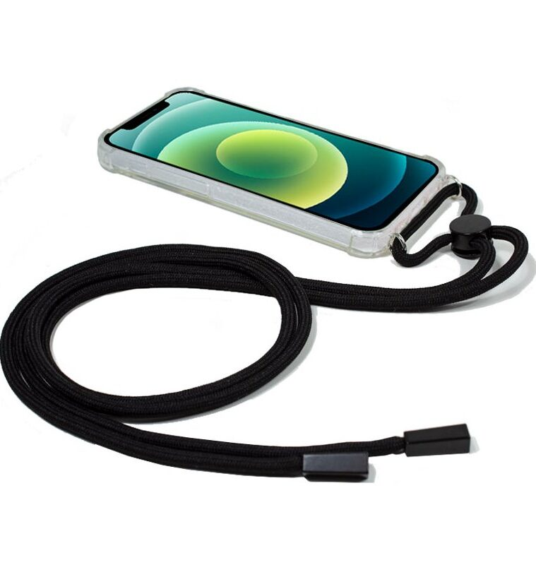 Carcasa IPhone 12 / 12 Pro Cordón Negro