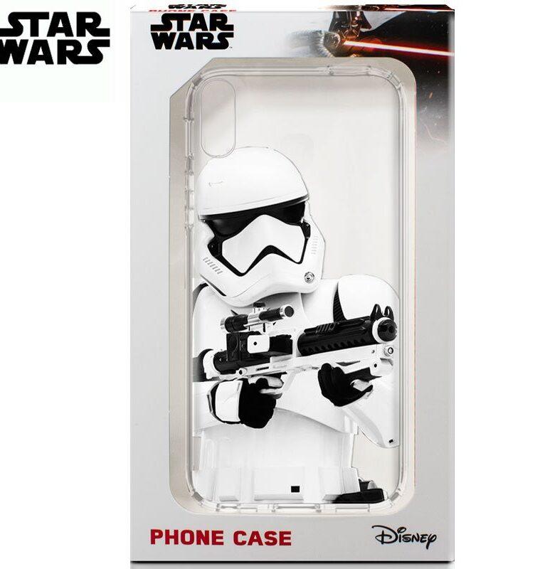 Carcasa IPhone XR Licencia Star Wars Stormtrooper