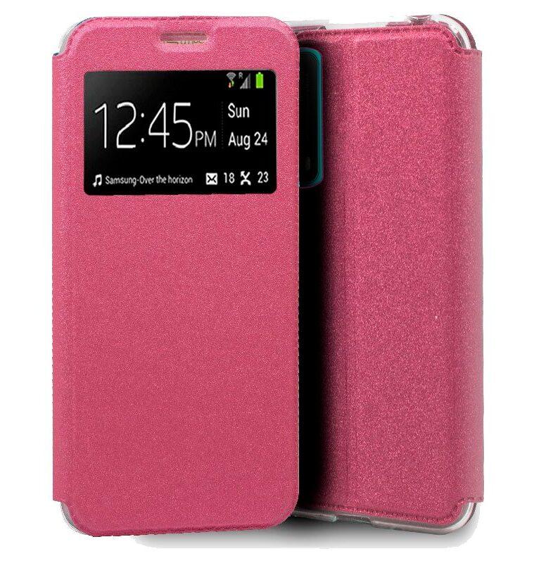 Funda Huawei P Smart 2021 Liso Rosa