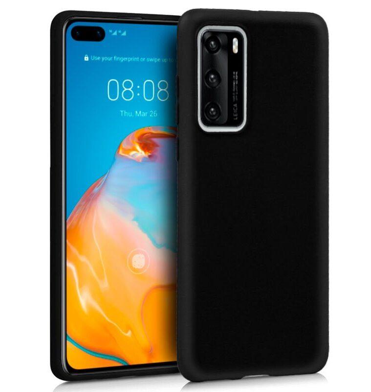Funda Huawei P40 Pro (Negro)
