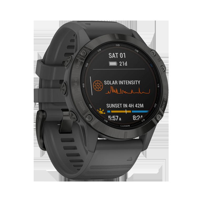 Oferta Smartwatch Garmin Fénix 6X Pro