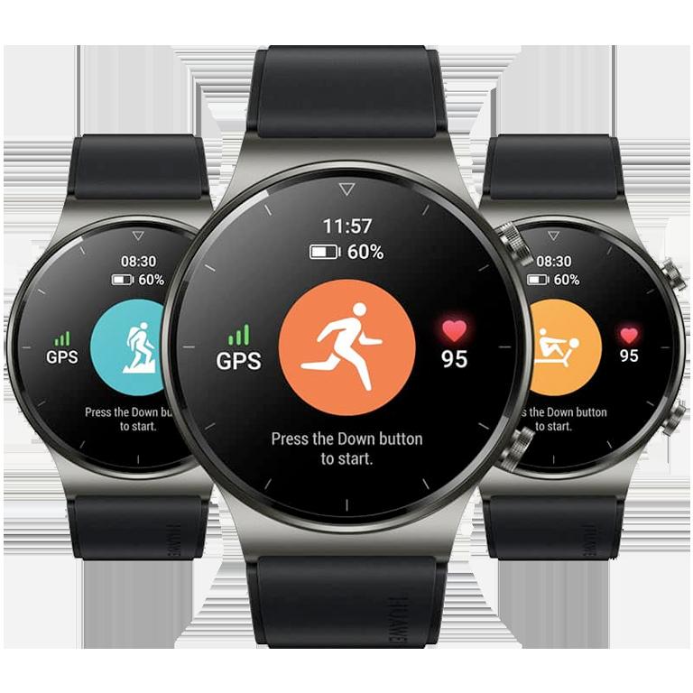 Oferta Smartwatch Huawei Watch GT 2 Pro