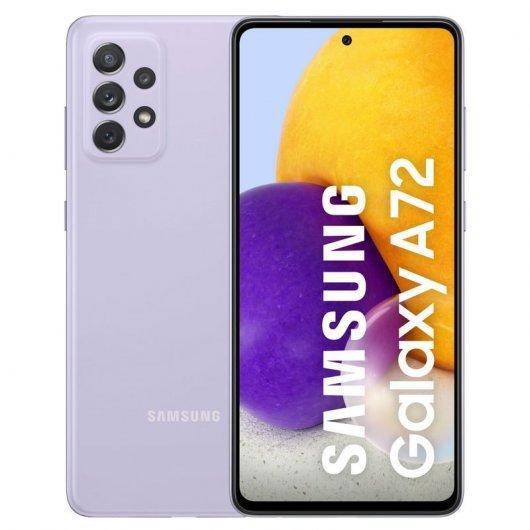 Samsung Galaxy A72 6/128GB Violeta