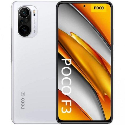 Xiaomi PocoPhone F3 5G 6/128GB Blanco Ártico
