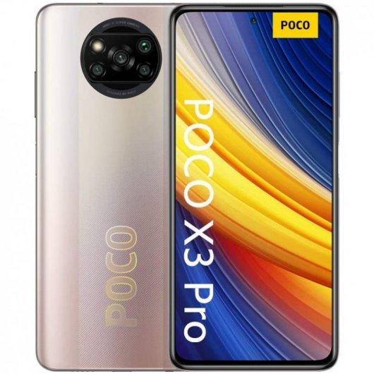 Xiaomi Poco X3 Pro 8/256GB Bronce Metálico