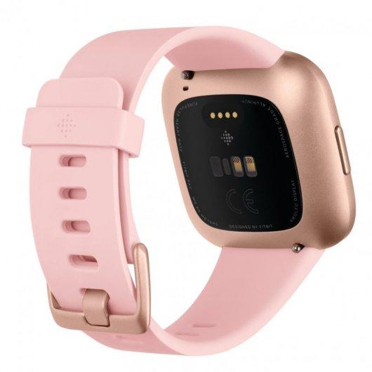 Smartwatch Fitbit Versa 2 Rosa Aluminio