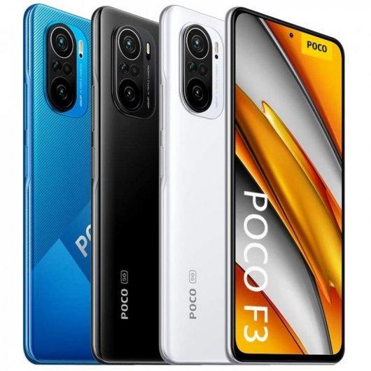 Xiaomi PocoPhone F3 5G 6/128GB Negro Nocturno