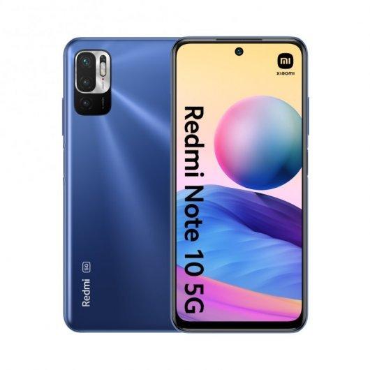 Xiaomi Redmi Note 10 5G 4/128GB Azul Nocturno