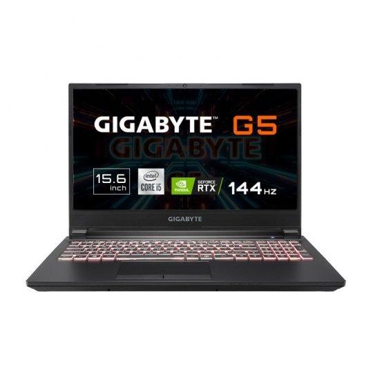 Gigabyte G5 KC-5ES1130SD i5 16/512GB RTX 3060 15.6