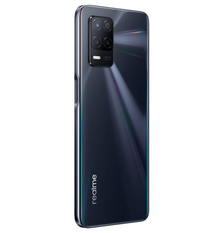 Realme 8 5G 6/128GB Negro