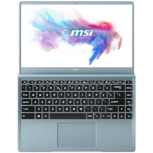 MSI Modern 14 B10RBSW 064XES i7 16/512GB SSD 14