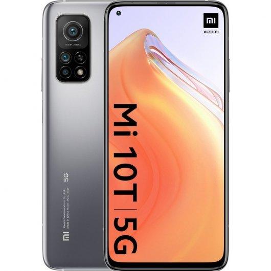 Xiaomi Mi 10T 5G 6/128GB Plata
