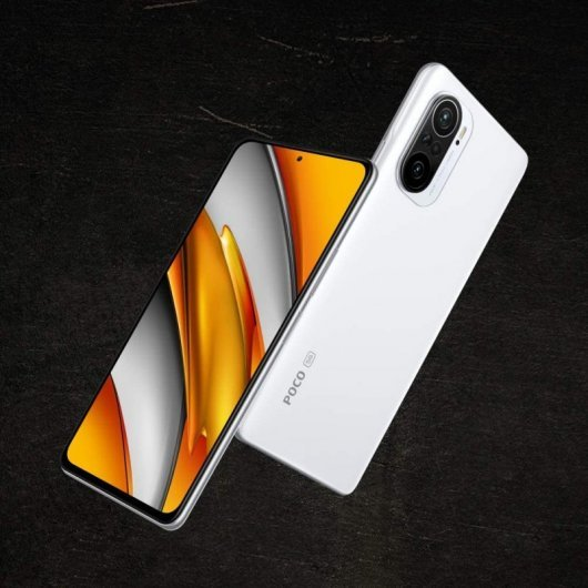 Xiaomi PocoPhone F3 5G 8/256GB Blanco Ártico