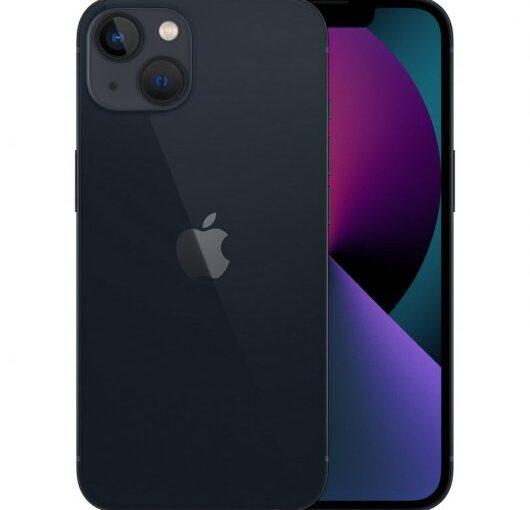 Apple iPhone 13 128GB Negro Medianoche