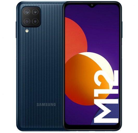 Samsung Galaxy M12 4/128GB Negro