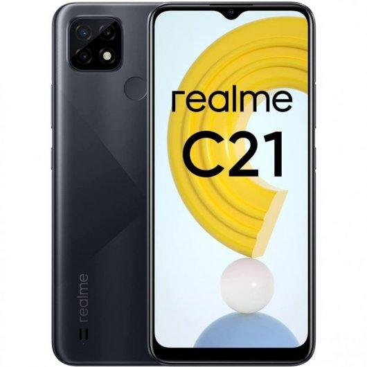 Realme C21 4/64GB Negro