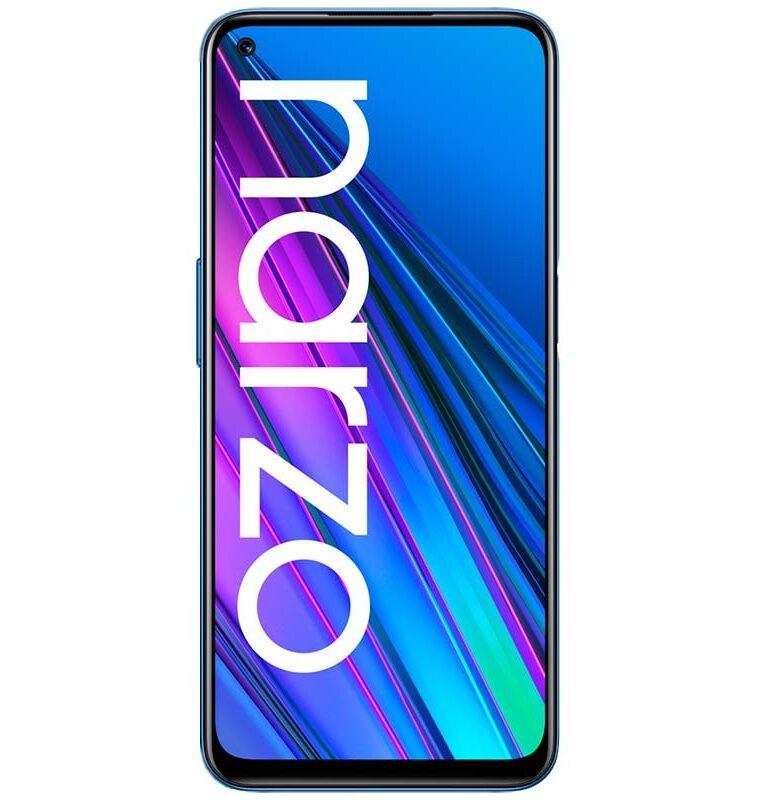Realme Narzo 30 5G 4/128GB Azul
