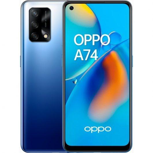 Oppo A74 6/128GB Azul