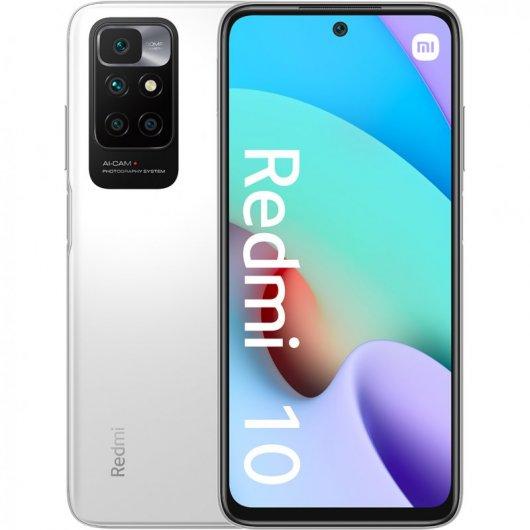Xiaomi Redmi 10 4/128GB Blanco