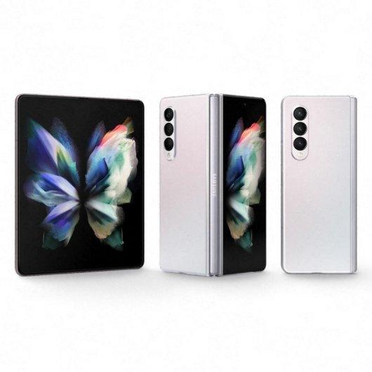 Samsung Galaxy Z Fold 3 12/512GB Plata